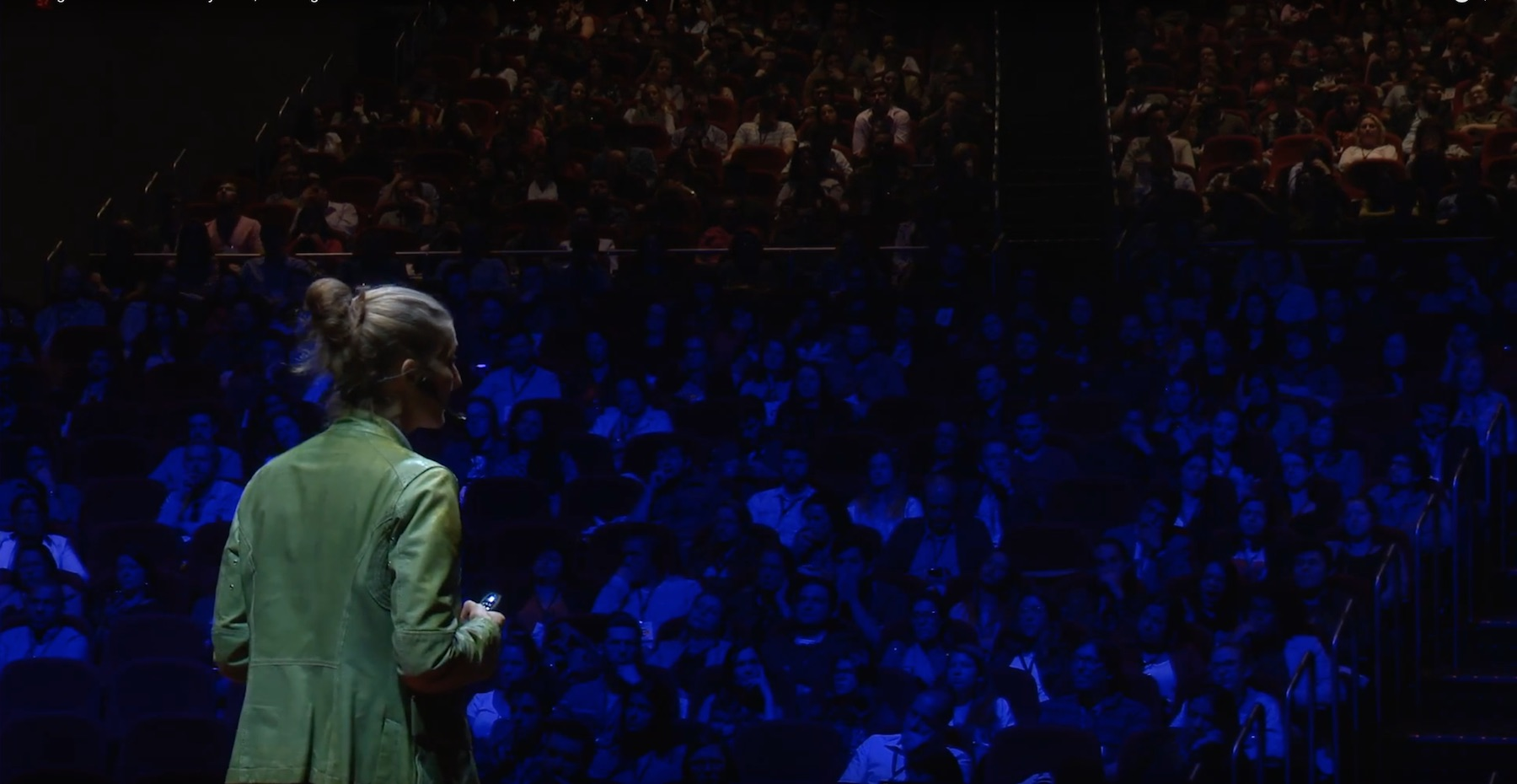 Jeanette Bronée, TEDx
